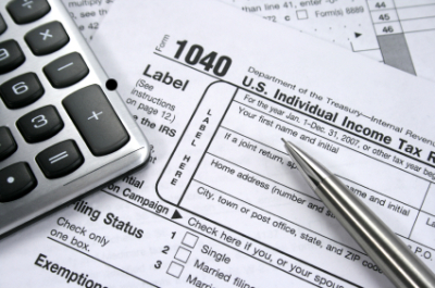 Joint tax returns and divorce